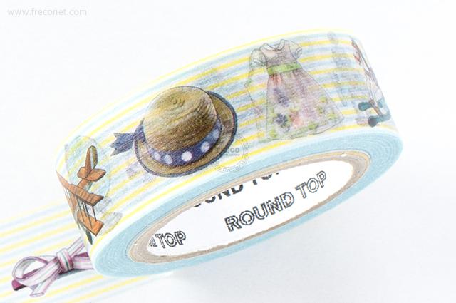 yano design マスキングテープ キッズ(YD-MK-069)【クロネコDM便OK】