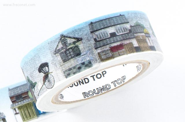 yano design マスキングテープ 日本の町並み(YD-MK-070)【クロネコDM便OK】