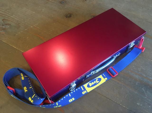 新型アルミBOX 「BIGプラグボックス」