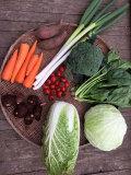 【定期購入●割引率は四回コースと同じ●ご注文の手間をはぶけます】自然栽培・無農薬・減農薬のオーガニック野菜セット