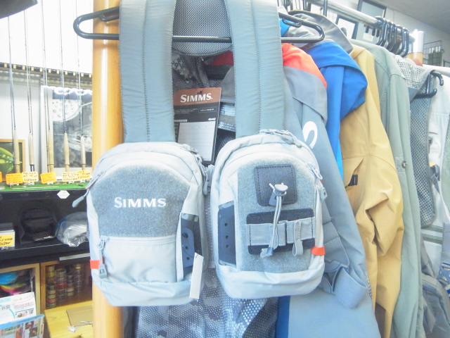 SIMMS WAYPOINTS DUAL CHEST PACK