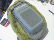 SIMMS WAYPOINTS SLING PACK-SM Army Green