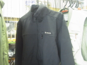 SIMMS ROGUE FLEECE JACKET ブラック