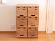 パタパタロッカー / 送料無料 収納 家具 玄関収納 シューズラック シューズボックス 整理棚 ロッカー カントリー アンティーク 北欧