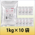 送料無料 不二食品 不二の梅こぶ茶 (1kg×10袋)