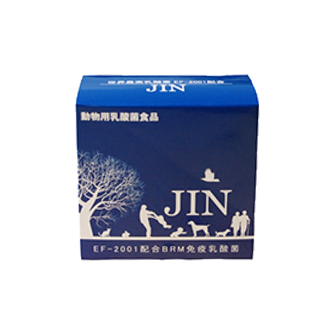 動物用新乳酸菌 JIN/1g×30包