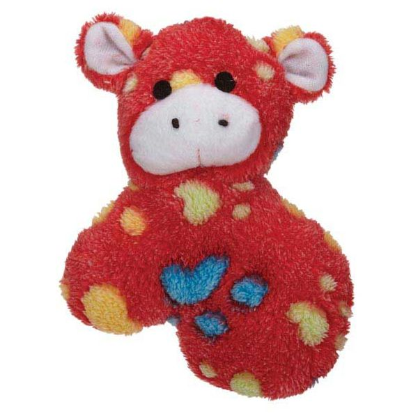 Zanies Silly Squad Dog Toys /Cow