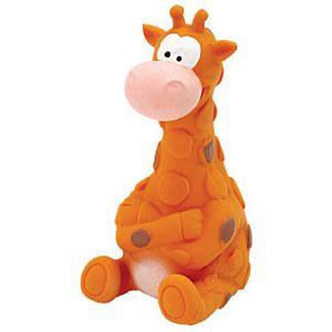 ZANIES LATEX DOG TOY/Giraffe