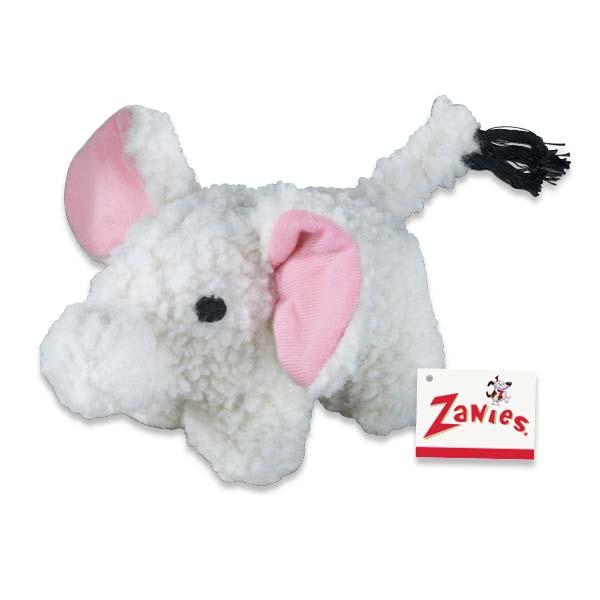ZANIES Fleecy Friend Toy Elephant