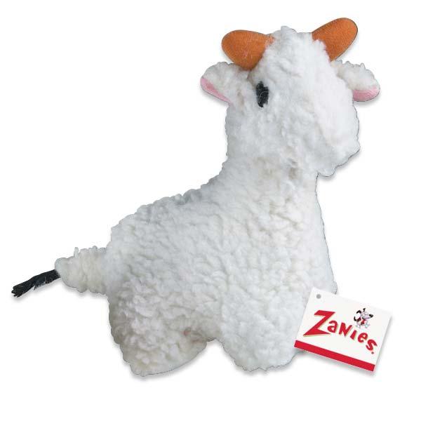 ZANIES Fleecy Friend Toy Llama