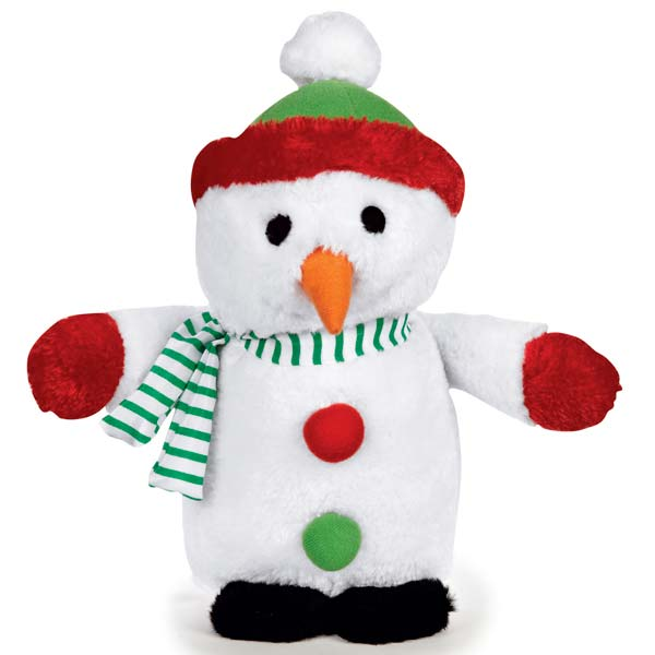 ZANIES HOLIDAY FRIENDS/Snowman measures