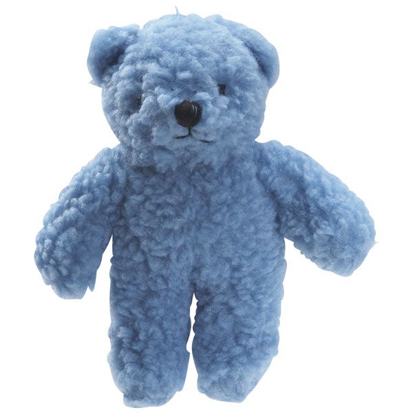 ZANIES BERBER BEARS DOG TOYS / Blue