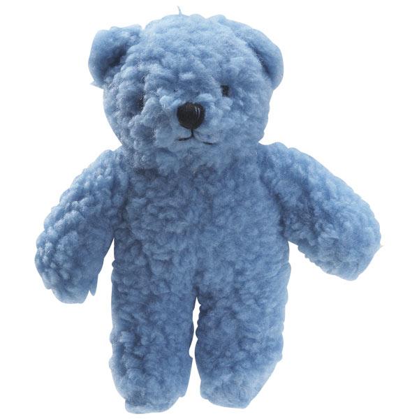 ZANIES BERBER BEARS DOG TOYS / Blue