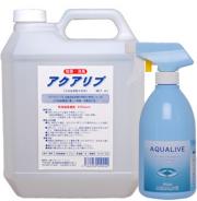 アクアリブ原液4リットル+500mlスプレー