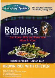 ロビーズ/玄米&チキン