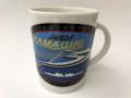 海上自衛隊・練習艦やまぎり(陶器製マグカップ)