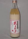 1718 【翁酒造/福岡】[予約] あまざけ 900ml