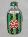 2598_c 【友桝飲料/佐賀】スイカサイダー 300ml×24本