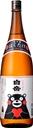 2321 米焼酎【高橋酒造/熊本県】白岳 くまモン一升瓶 1800ml