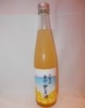 3557 リキュール【杜の蔵/福岡】志賀島 金印 甘夏酒 8° 500ml