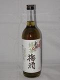 3817 【中野BC】 紀州緑茶梅酒 720ml