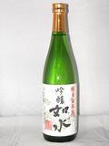 434 【石蔵酒造/福岡】吟醸 如水 博多の地酒 720ml