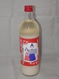 5632 あまざけ・ひな祭り【若竹屋】甘酒 お雛ラベル 720ml