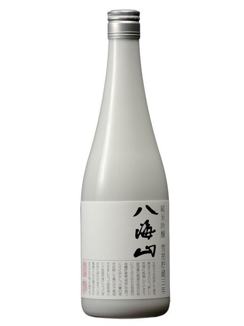 八海山 純米吟醸雪室貯蔵三年720