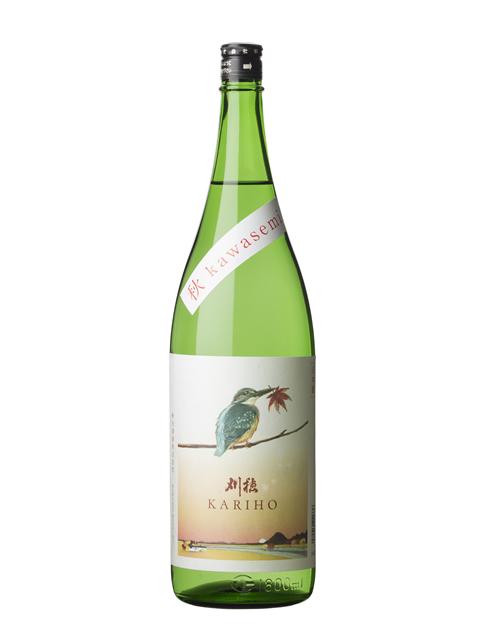 刈穂 純米吟醸 秋kawasemi1800