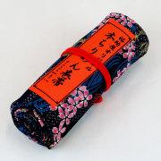 【桜龍】ちりめん巻帯