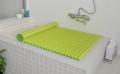 【送料無料】東プレ カラーイージーウェーブ抗菌風呂ふた L12 グリーン 75×120cm用