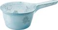 【送料無料】オシャレなアクリル製の手桶 フィルロシュシュ ハンドペール ペールブルー