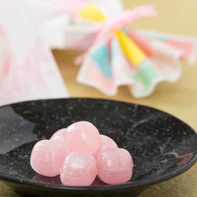 祇園飴歳時記3月「桃の香飴」