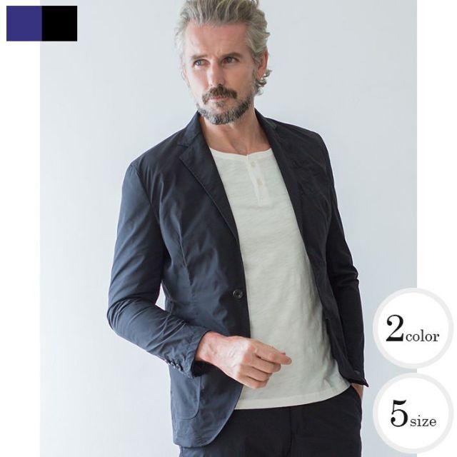 [WEB/神戸店限定販売]撥水ストレッチジャケット セットアップ Mobile Jacket L40257 G-stage(ジーステージ)