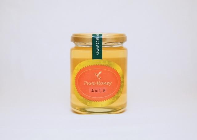 【国産はちみつ】あかしあ蜂蜜 300g