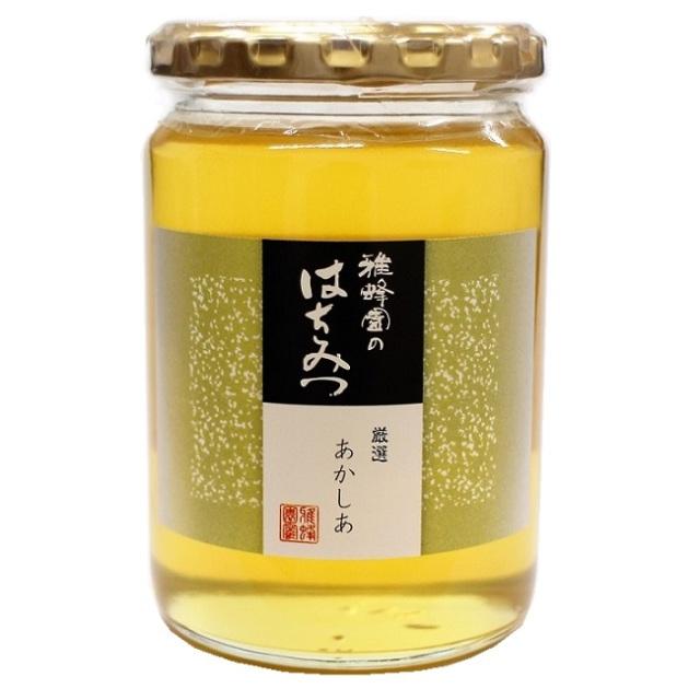 【国産はちみつ】あかしあ蜂蜜 450g