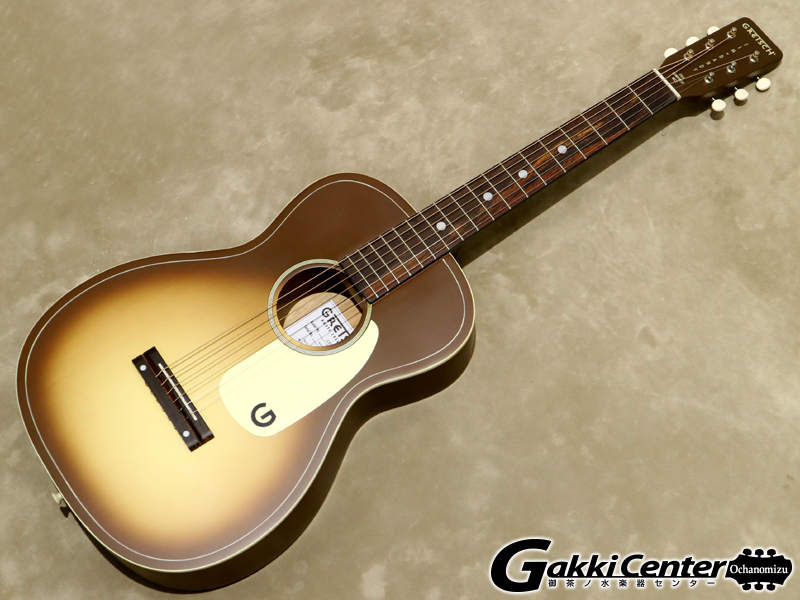 Gretsch G9520 LTD Jim Dandy Flat Top Bronze Burst【シリアルNo:IOG1715960/1.5kg】【店頭在庫品】