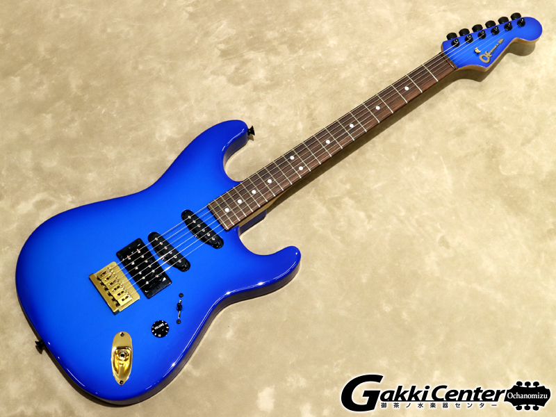 Charvel U.S.A Artist Series JAKE E LEE USA SIGNATURE BLUE BURST 【シリアルNo:C10605/3.3kg】【店頭在庫品】