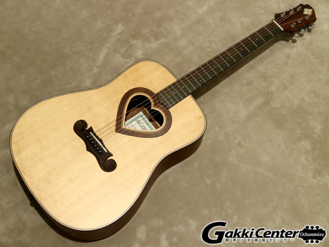 ZEMAITIS/ゼマイティス/アコースティックギター/CAD-100HW-E 【シリアルNo:ZE16110079/2.3kg】 【店頭在庫品】