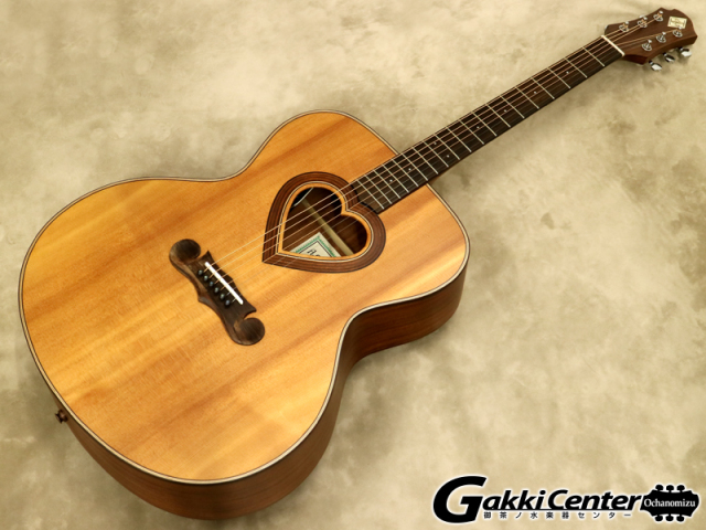 ZEMAITIS/ゼマイティス/アコースティックギター/CAJ-100HW-E【シリアルNo:ZE16040218/2.3kg】【店頭在庫品】