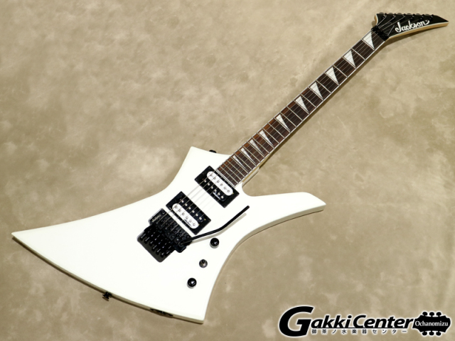Jackson JS Series JS32 KELLY™ SNOW WHT【シリアルNo:CWJ1545326/3.5kg】【店頭在庫品】