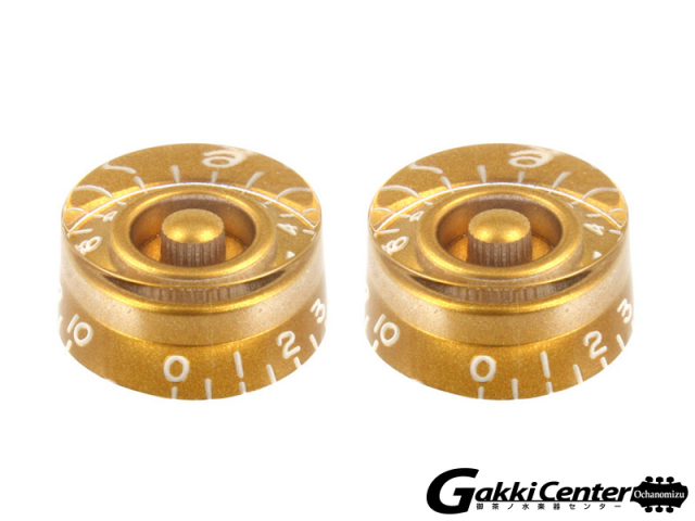 Allparts Gold Speed Knobs【店頭在庫品】