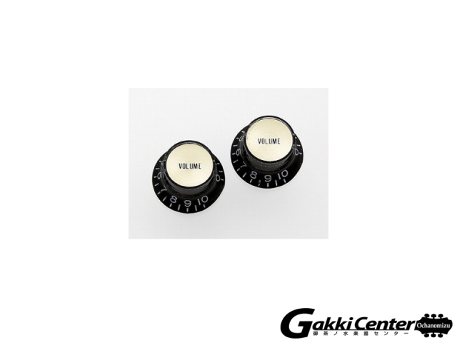 Allparts Reflector Volume Knobs【店頭在庫品】