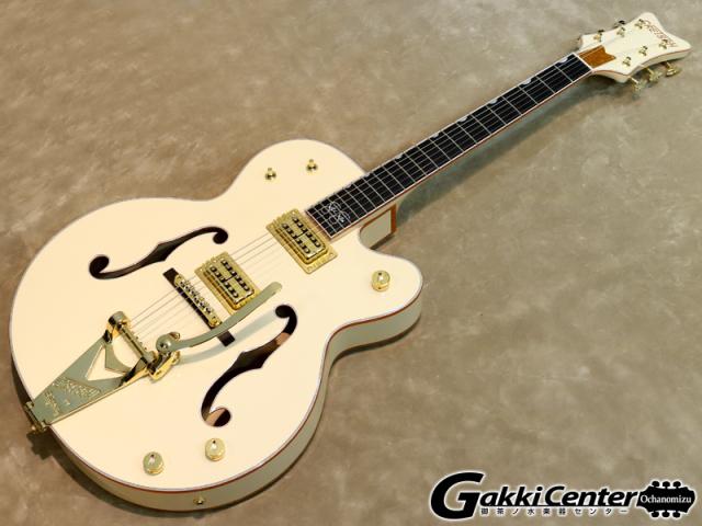 グレッチ ホワイトファルコン シグネイチャー・モデルステファン・スティルス G6136-1958の全体表の画像です。