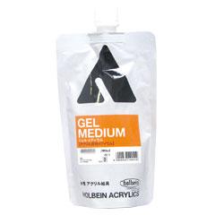 ホルベイン ジェルメディウム900ml(スタンドパック)