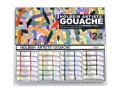 ホルベイン ガッシュ(不透明水彩絵具) 24色セット 2号チューブ