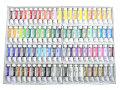 ホルベイン ガッシュ(不透明水彩絵具) 84色セット 5号チューブ