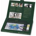 ファーバーカステル アルブレヒト・デューラー水彩色鉛筆24色+PITTペンブラック4本スペシャルセット