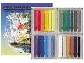 ヌーベルカレーパステル風景画用24色セット