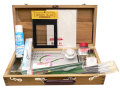 【お得な油絵スターターセット!】ホルベイン 油彩15色スケッチ箱セット(画材16点セット)